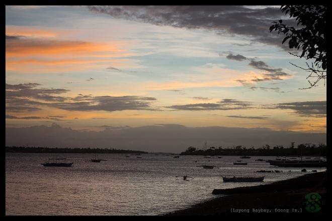 Luyongbaybay Shoreline